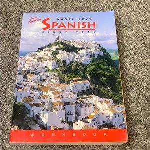 1st year Spanish Book